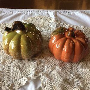 2 Pumpkins!